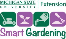 MSU Smart Gardening logo