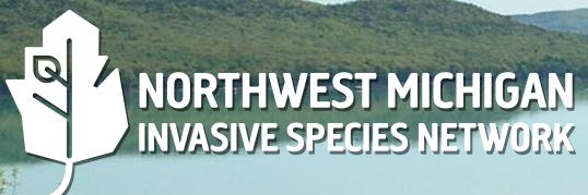 NW MI Invasive Species logo