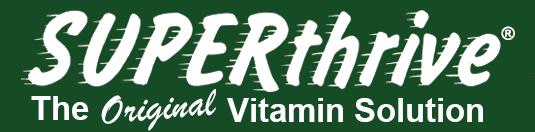 SUPERthrive Logo